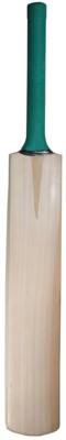 FACTO POWER Nude (K.W) With Popular Handle (Model : 1331) Kashmir Willow Cricket  Bat (6, 1000 - 1250 g)