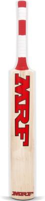 MRF Genius Virat Kohli Test Grade English Willow Cricket  Bat (Long Handle, 1100-1300 g)