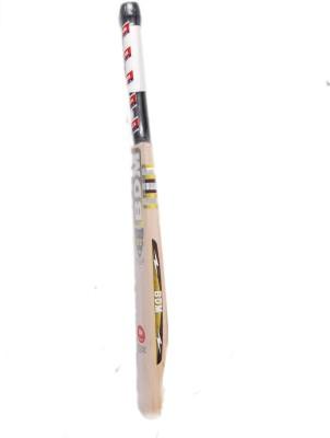 BDM Super Test 2000 Kashmir Willow Cricket  Bat (Short Handle, 1200-1250 g)