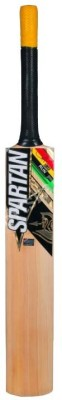 Spartan Cg Run English Willow Cricket  Bat (Short Handle, 700-1200 g)