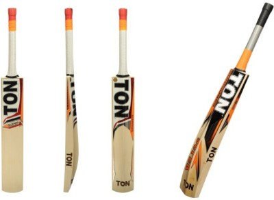 SS TON Super English Willow Cricket  Bat (Long Handle, 900-1200 g)