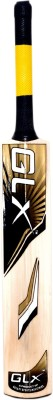 Glx TITANIUM Kashmir Willow Cricket  Bat (6, 1000 g)