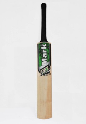 Mark 1200 Kashmir Willow Cricket  Bat (Short Handle, 1100-1300 g)