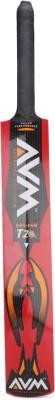 AVM Splash 20-20 Kashmir Willow Cricket Bat (Short Handle, 1050 - 1200 g)