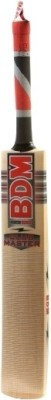 BDM Club Master Kashmir Willow Cricket  Bat (Short Handle)