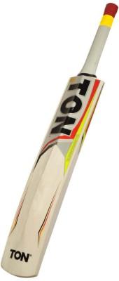 TON TENNIS Kashmir Willow Cricket  Bat (Short Handle, 1050-1200 g)