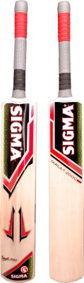 CE Sigma Target 2000 Kashmir Willow Cricket  Bat (Short Handle, 1200 g)