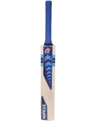 NOPEUS CHOPPER PRO 1 PURPLE BLUE Poplar Willow Cricket  Bat (1, 600 g)