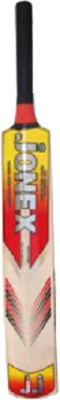 JJ Jonex SUPERIOR QUALITY TENNIS BALL POWER ZONE Willow Cricket  Bat (Long Handle, 900-1000 g)