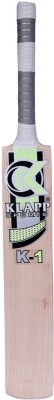 Klapp K1 English Willow Cricket  Bat (5, 1100 g)