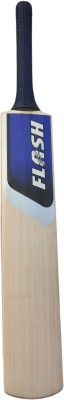 Flash Stealth English Willow Cricket  Bat (Long Handle, 1125 g)