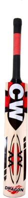 CW Dragon English Willow Cricket  Bat (Short Handle, 1050-1150 g)
