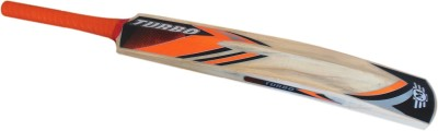TURBO SUPER DRIVE (THICK BLADE) Poplar Willow Cricket  Bat (Short Handle, 1000 - 1050 g)