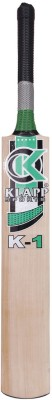 Klapp K1 Kashmir Willow Cricket  Bat (5, 1100 g)