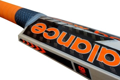 New Balance DC 580 English Willow Cricket  Bat (Long Handle, 1150-1250 g)