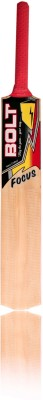 Bolt Focus Poplar Willow Cricket  Bat (3, 800-1300 g)
