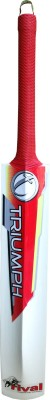 Triumph Fire English Willow Cricket  Bat (6, 1000-1200 g)