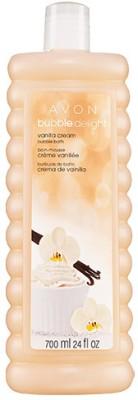 Avon Vanilla Cream Delight Bubble Bath
