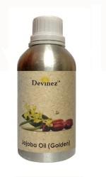 Devinez Jajoba Oil Golden, 100% Pure, Natural & Undiluted, 500ml