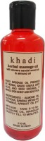 Khadi Massage Oil With Alovera Sandalwood Oil & Almond Oil (210 Ml)