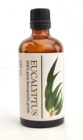 Karmakara 100% Pure Therapeutic Grade Undiluted Essential Oils In 100 Ml Bottles-Eucalyptus (100 Ml)