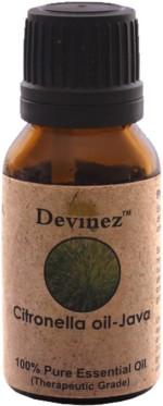 Devinez Citronella Essential Oil, 100% Pure, Natural & Undiluted