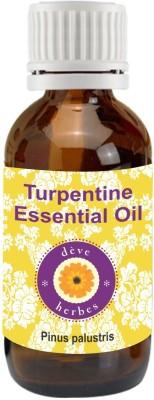 Deve Herbes Pure Turpentine Essential Oil 100ml