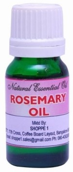 Shoppe 1 Rosemary Natural Essential Oil