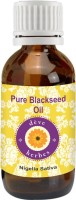 Deve Herbes Pure Blackseed Oil 50ml -  Nigella Sativa 100% Natural Cold Pressed (50 Ml)