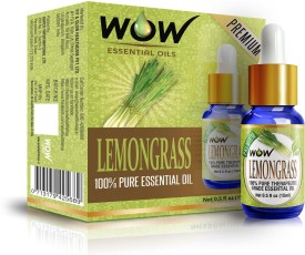 Wow Essential Lemongrass Oil - 15 ml