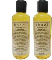 Khadi Herbal Jasmine Massage Oil (420 Ml)