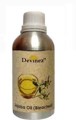 Devinez Jajoba Oil Bleached, 100% Pure, Natural & Undiluted, 500ml