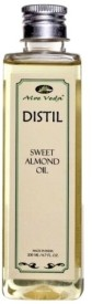 Aloe Veda Distil Sweet Almond Oil