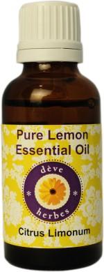 Deve Herbes Pure Lemon Essential Oil