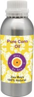 Deve Herbes Pure Corn Oil 300ml (Zea Mays) 100% Natural Cold Pressed (300 Ml)