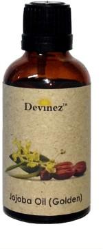 Devinez Jajoba Oil Golden, 100% Pure, Natural & Undiluted, 50ml