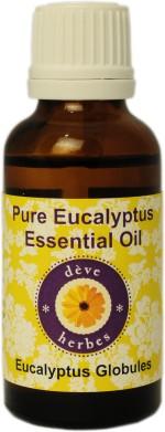 Deve Herbes Pure Eucalyptus Essential Oil