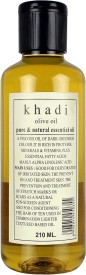 khadi Natural Olive Oil - Pure & Natural Essential Oil