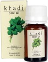Khadi Basil Essential Oil - 15 Ml