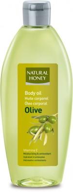 Natural Honey Body and Essential Oils Natural Honey Vitamin E Body Oil
