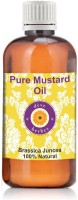 Deve Herbes Pure Mustard Oil 100ml (Brassica Juncea) (100 Ml)
