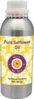 Deve Herbes Pure Safflower Oil 300ml-Carthamus Tinctorius 100% Natural Cold Pressed (300 Ml)