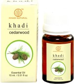 Khadi Cedarwood Essential Oil