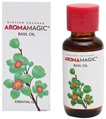 Rk's Aroma Basil Essential Oil,