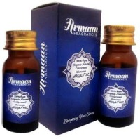 Armaan Argan Oil -100% Pure Natural Organic Coldpressed Imported From Morocco (30ml + 30ml ) (60 Ml)
