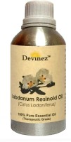 Devinez Labdanum Resinoids Essential Oil, 100% Pure, Natural & Undiluted, 1000-2107 (1000 Ml)