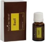 Natures Velvet Life Care Basil Essential Oil