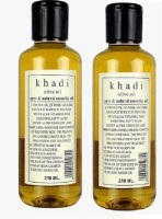 Khadi Olive Oil - Pure & Natural Essential Oil (420 Ml)