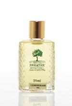 Breathe Aromatherapy Lemongrass Oil