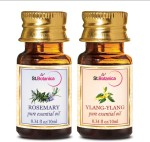 StBotanica Rosemary + Ylang Ylang Pure Essential Oil